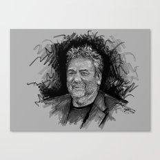 LUC BESSON Canvas Print