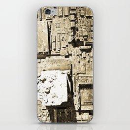 City Ruins iPhone Skin