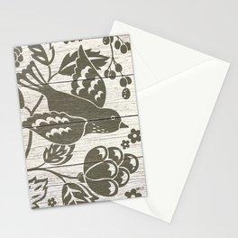In Flight Stationery Cards