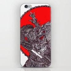 Shogun iPhone & iPod Skin