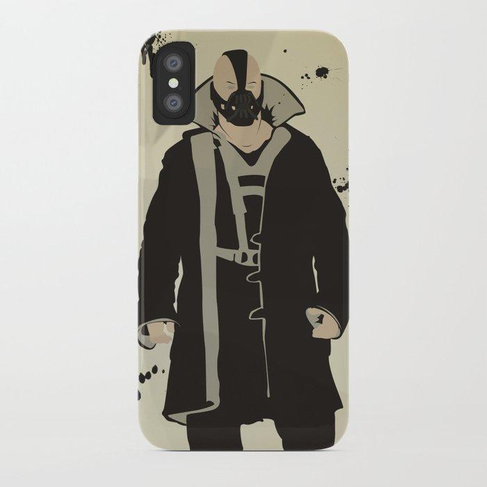 The Dark Knight: Bane iPhone Case