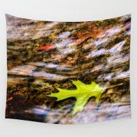 underwater Wall Tapestries featuring underwater by Bonnie Jakobsen-Martin