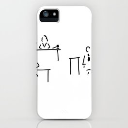 lawyer judge public prosecutor court iPhone Case