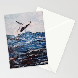 The Amazing Orca Stationery Cards