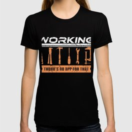 Perfect T-shirt For Construction Supervisor Or Construction Workers and Construction Boss Design T-shirt