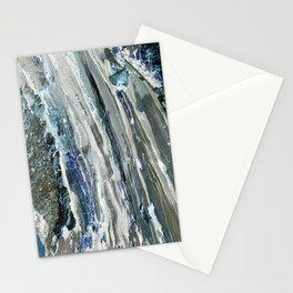 Glacier's Flow Stationery Cards