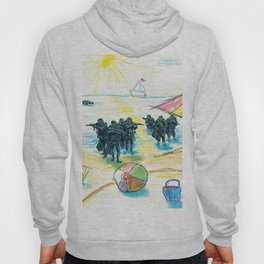 The reality is carrying by the storm your dreams about vacation Hoody