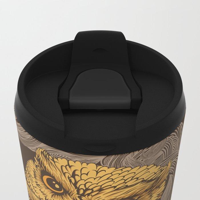 BIGMEAL Metal Travel Mug