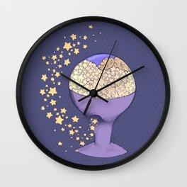 Star dispenser Wall Clock