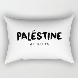 Al Quds x Palestine Rectangular Pillow