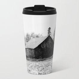 Life is better in the barn Travel Mug