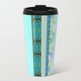 zakiaz Parisian stripe Travel Mug