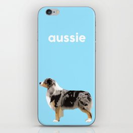 #Australian Shepherd #2 iPhone Skin