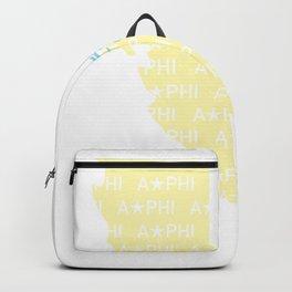 UCLA A Phi Backpack