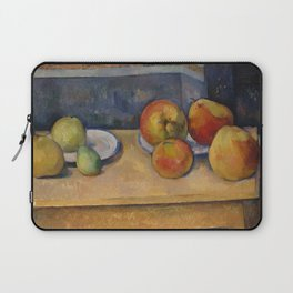 """Paul Cezanne """"Still Life with Apples and Pears"""" Laptop Sleeve"""