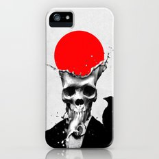 SPLASH SKULL Slim Case iPhone (5, 5s)