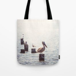 Gulf Coast Peace Tote Bag