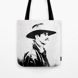 Cow boy Tote Bag