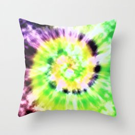 Tie Dye 1 Throw Pillow