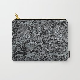 Ancient Figures II Carry-All Pouch