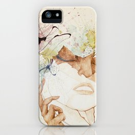 Floraison iPhone Case