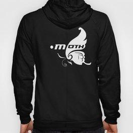 .Moth Logo 1 Hoody