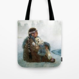Sing You a Lullabye Tote Bag