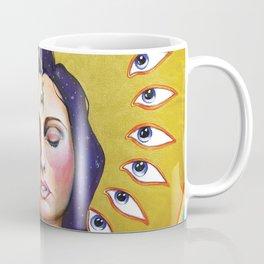 Entering The Mysteries Coffee Mug