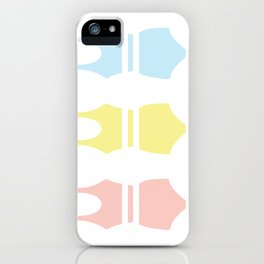 Bathing Suit iPhone Case