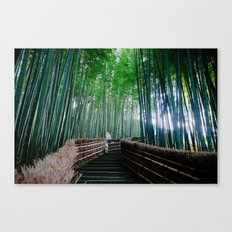Serendipity In Kyoto Canvas Print