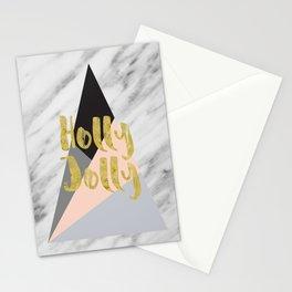 Holly Jolly Stationery Cards