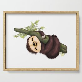 Sloth 2 Serving Tray