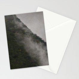 Revelstoke Forest Mists Photo Art Stationery Cards