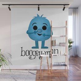 Boogey-man Wall Mural