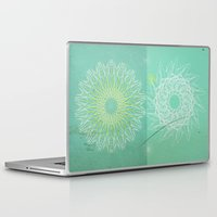 morocco Laptop & iPad Skins featuring Morocco Mint by ZenzPhotography