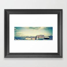 Papermill Framed Art Print