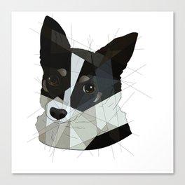 Tucker Canvas Print