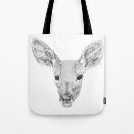 Delightful Deer Tote Bag