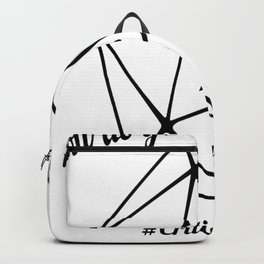How Do You Want To Do This Backpack