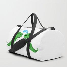 Dino Bubbles Duffle Bag