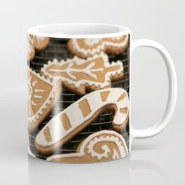 Holiday Iced Cookies Coffee Mug