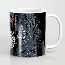 fairytale night forest Coffee Mug