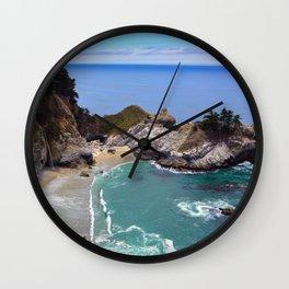 Big Sur, CA Wall Clock
