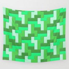 Geometrix LXXVI Wall Tapestry