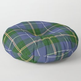 Tartan Of Nova Scotia Floor Pillow