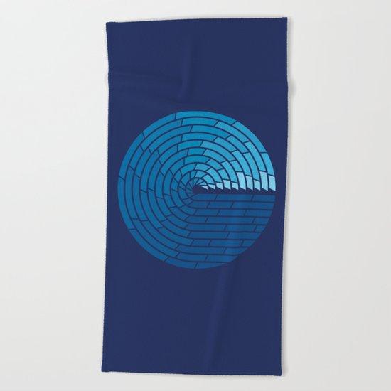 Almighty Ocean Beach Towel