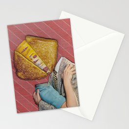 Grilled Cheese Love No. 28 Stationery Cards