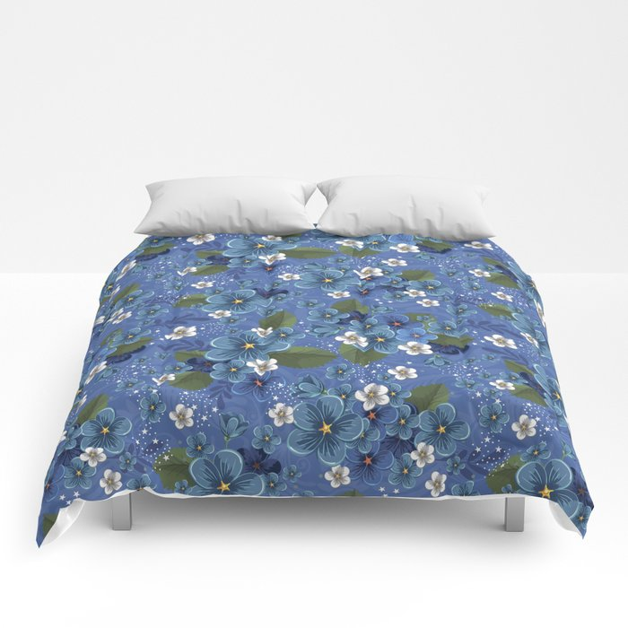 Spring in the air #8 Comforters