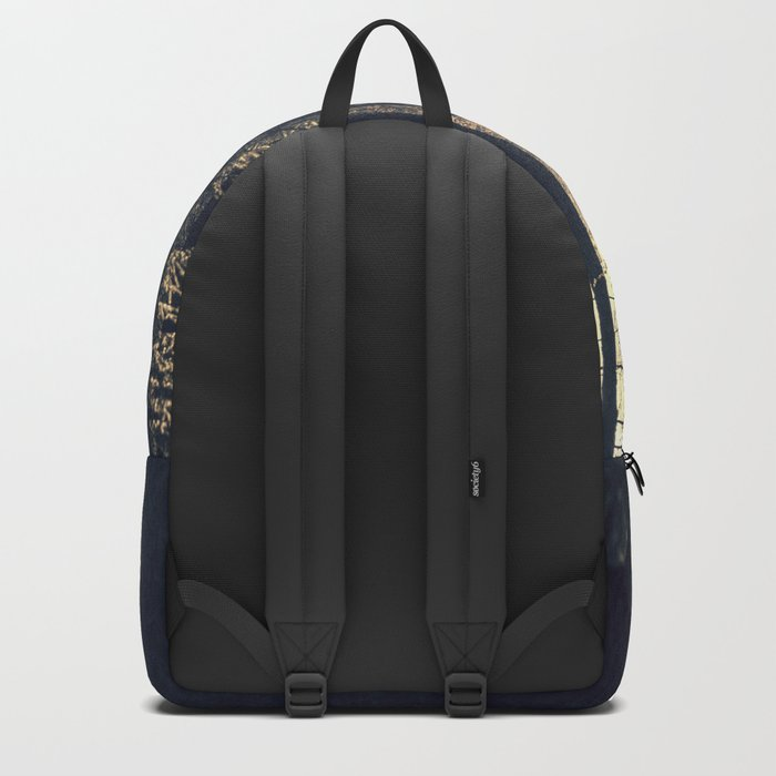Light in the forest Backpack