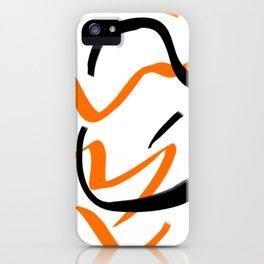 Abandon Grackle iPhone Case
